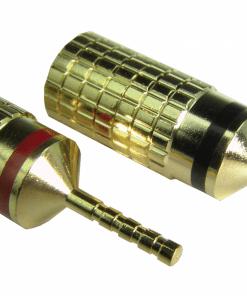 Analogis Kabelstifter (4 mm2) (Løse stik/Kabelsko)