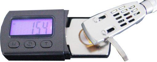 Analogis Balance - Elektronisk Nåletryksvægt (Nåletryksvægt)