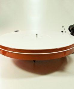 Analogis Mat Four - Hvid akryl (Plademåtte)