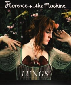 Florence + The Machine - Lungs på Vinyl
