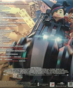 OST - The Lego movie