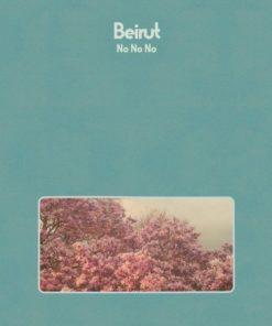 Beirut - No, No, No (blå vinyl)