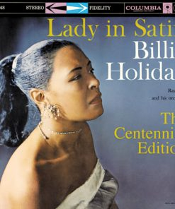 Billie Holiday - Lady In Satin (Vinyl)