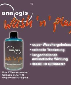 Analogis Wash 'n' play - Rensekoncentrat (Rengøring)