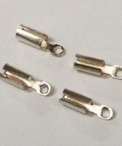 Analogis kabelsko til pick-up montering (Sølv) (Løse stik/Kabelsko)