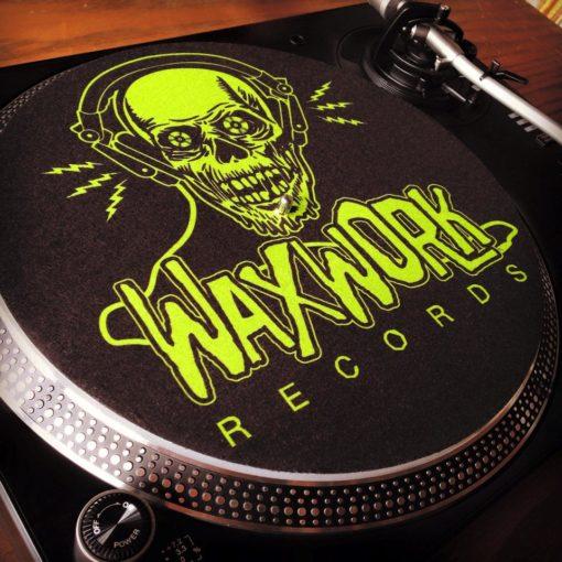 Waxwork Records Plademåtte - Ghoul (Plademåtte)