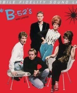 B-52's, The - Wild Planet (MOFI) (Vinyl)
