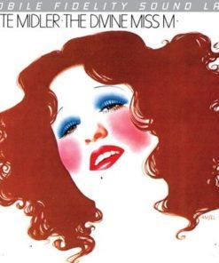 Bette Midler - The Divine Miss M (MOFI) (Vinyl)