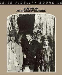 Bob Dylan - John Wesley Harding (45 RPM) (MOFI)