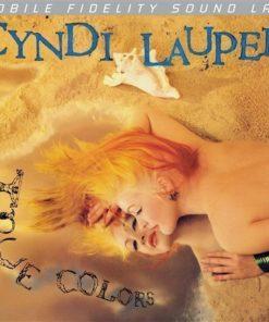 Cyndi Lauper - True Colors (MOFI) (Vinyl)