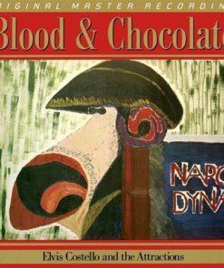 Elvis Costello & The Attractions - Blood & Chocolate (MOFI) (Vinyl)