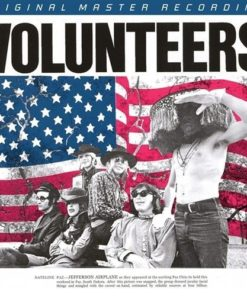 Jefferson Airplane ‎- Volunteers (45 RPM) (MOFI)