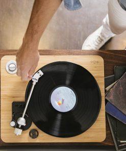 House Of Marley - Stir It Up Pladespiller top i brug