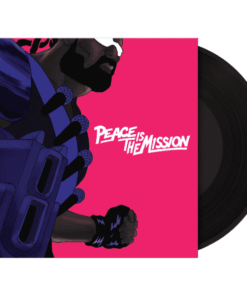 Major Lazer - Peace Is The Mission (Vinyl)