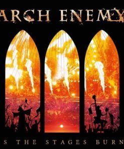 Arch Enemy - As The Stages Burn! (Vinyl)