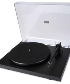 Pro-Ject Primary Phono USB (Sort) (Pladespiller)