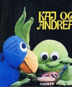 Kaj Og Andrea - Kaj Og Andrea (Vinyl)