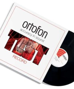 Ortofon Test Record (Justering)