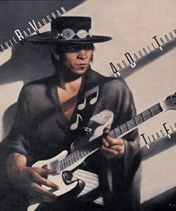 Stevie Ray Vaughan And Double Trouble - Texas Flood (45 RPM) (Vinyl)