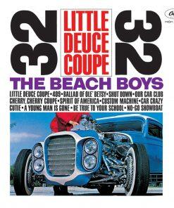 The Beach Boys - Little Deuce Coupe (Stereo) (Vinyl)