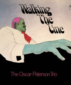 The Oscar Peterson Trio - Walking The Line (Vinyl)