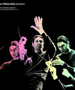 Brahms - Symphonies Nos. 1-4 (Vinyl)