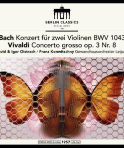 Bach / Vivaldi - Violin Concertos (Vinyl)