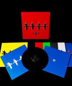Kraftwerk - 3-D - The Catalogue (Vinyl)