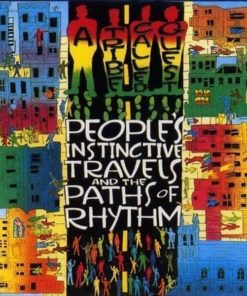 A Tribe Called Quest - People's Instinctive Travels And The Paths Of Rhythm (Vinyl)