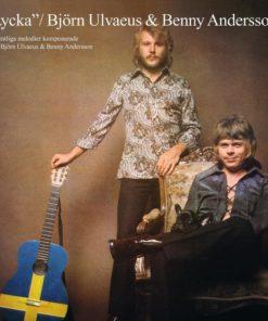 Björn Ulvaeus & Benny Andersson - Lycka (Vinyl)