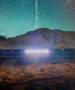 Arcade Fire - Everything Now (Night Version - Turkis) (Vinyl)