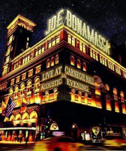 Joe Bonamassa - Live At Carnegie Hall - An Acoustic Evening (Vinyl)