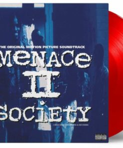 OST - Menace II Society (Vinyl)