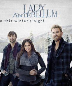 Lady Antebellum - On This Winter's Night (Vinyl)