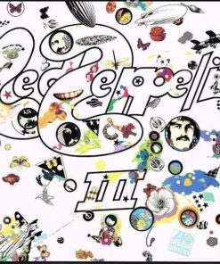 Led Zeppelin - Led Zeppelin III (2LP) (Vinyl)
