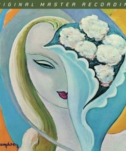 Derek And The Dominos - Layla And Other Assorted Love Songs (MOFI) (Vinyl)