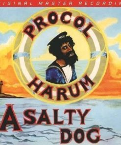 Procol Harum - A Salty Dog (MOFI) (Vinyl)