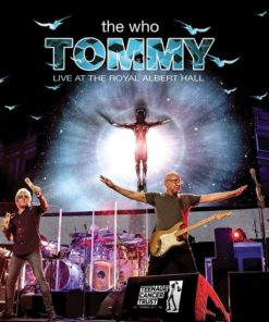 The Who - Tommy - Live At The Royal Albert Hall (Vinyl)