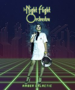 The Night Flight Orchestra - Amber Galactic (Vinyl)