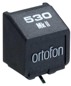 Ortofon 530 MK II, Erstatningsnål (Pick-up's)