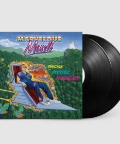 Marvelous Mosell - Magisk Mytisk Mageløs (Sort) (Vinyl)