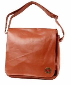 Vinyl Pod - Premium Tan Record Bag (Transportkasser)