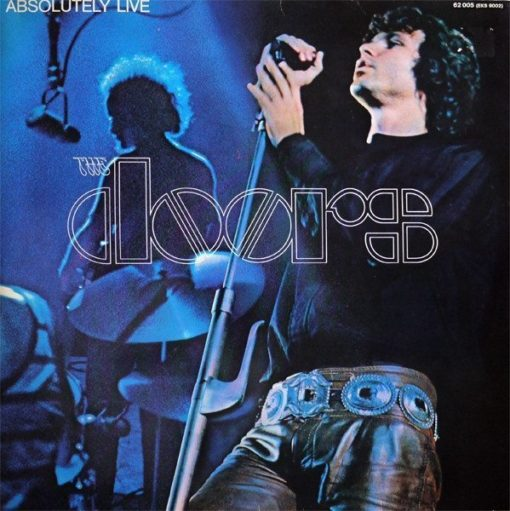 The Doors - Absolutely Live (Vinyl)